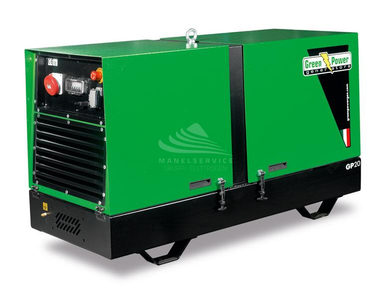 GREEN POWER GPC 16 SH/PW-C